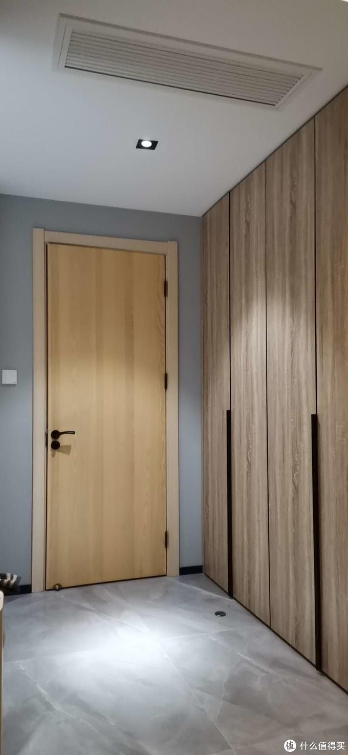 青岛朋友家的门