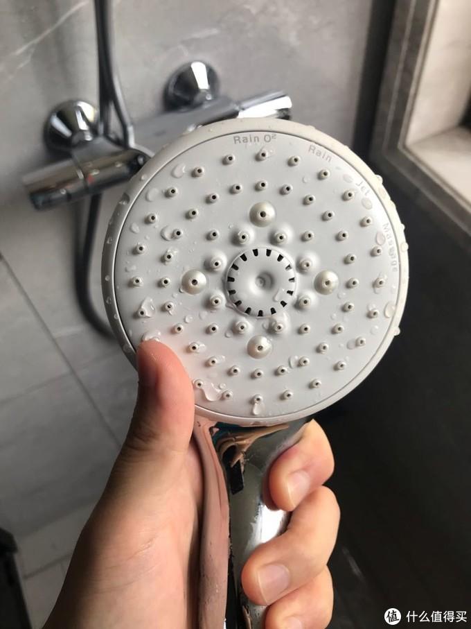 贵的花洒真的好用吗?高仪进口恒温淋浴花洒使用分享