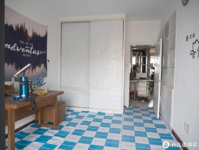欢居旧房翻新 | 从破旧二手房到复古ins风,爆改全屋只花了五万块!