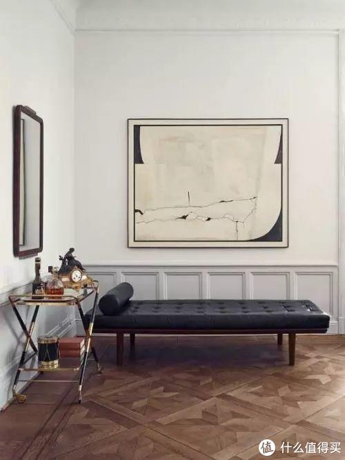 欢居旧房翻新 如何设计一个漂亮的踢脚线?