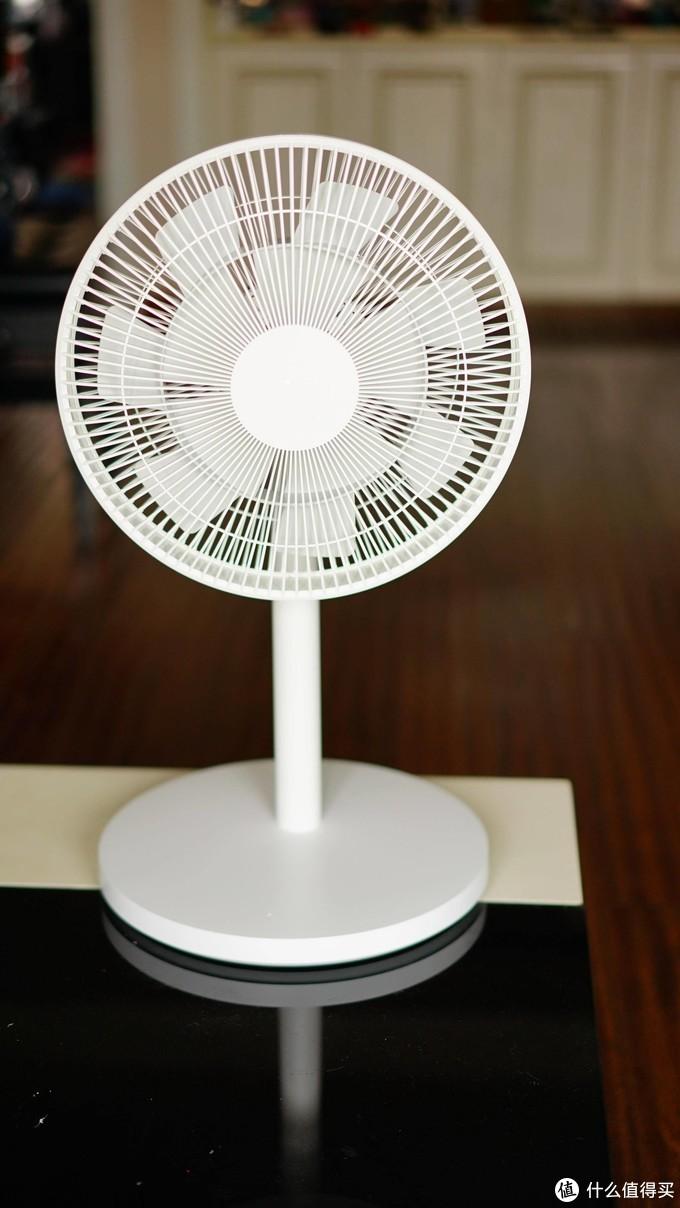 夏天来了,来自亚平宁半岛的果岭风怎么选?我先帮大家试了小米的2代风扇