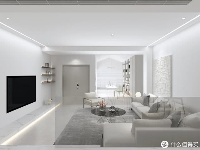 一楼客厅装修设计效果图