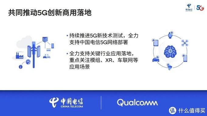 Qualcomm与中国电信深化合作,丰富5G创新终端生态