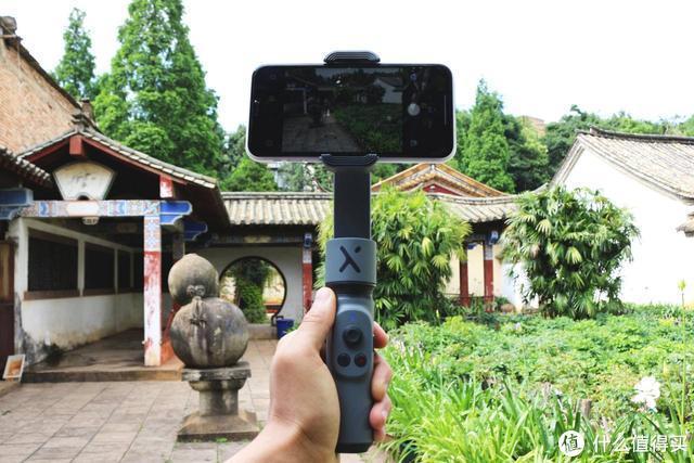 让Vlog拍摄变得简简单单,仅为一台手机重量的SMOOTH-X体验如何?