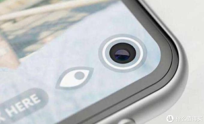 笔点酷玩:手机屏打孔,究竟打在左侧还是右侧好?