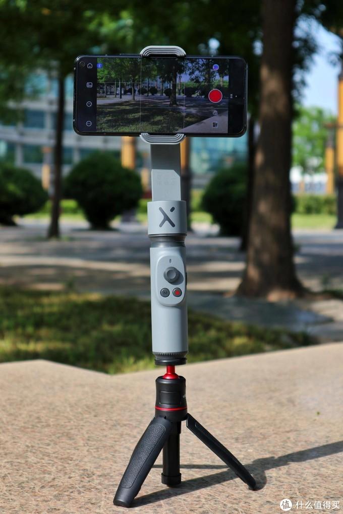 自媒体神器,给你的volg视频增加质量!口袋版的手机云台智云Smooth X
