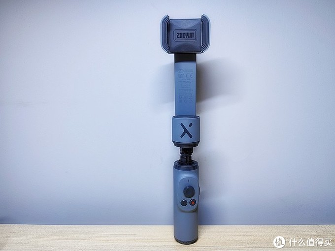 小白用户也能拍大片,SMOOTH-X手机云台体验