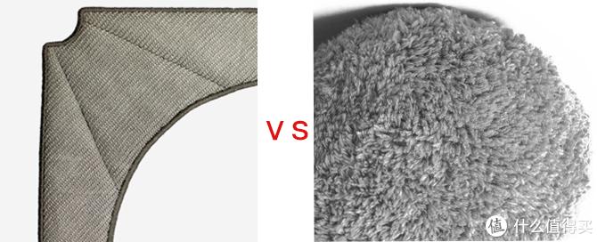 左为短毛vs右为长毛