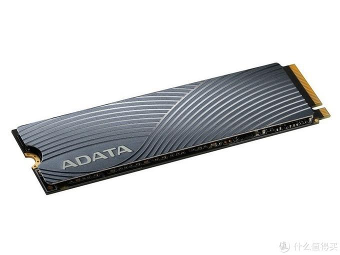独特水波纹超薄散热片,五年质保:威刚发布 SWORDFISH M.2 SSD