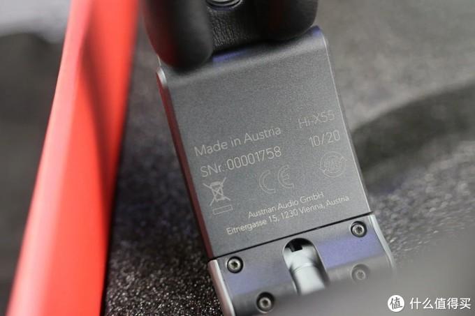 真·AKG继任者,Austrian Audio Hi-X55低调回归