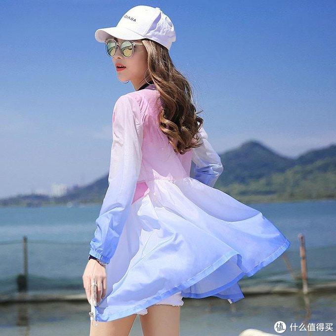 夏天到了,你需要一件防晒衣嘛?分享我对防晒衣的选购看法