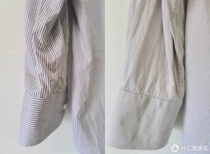 衬衫越不容易皱越好?免烫的成衣衬衫与免烫衬衫面料有啥区别?