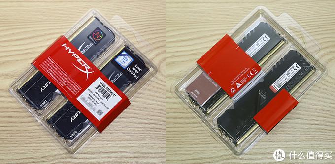 金士顿HyperX Fury DDR4内存 包装
