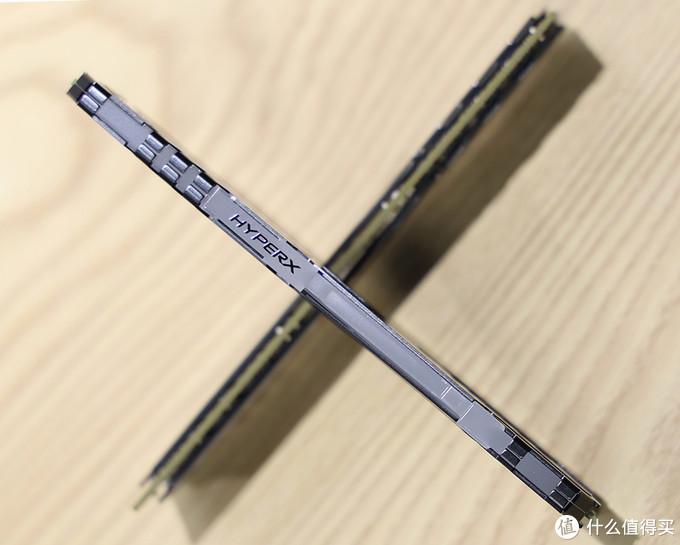 金士顿HyperX Fury DDR4内存 外观②
