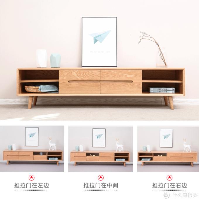 小户型装修必看!打造北欧风以及日式风格的12款原木家具推荐~
