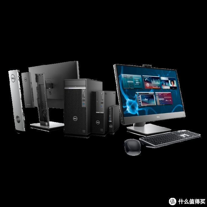 十代酷睿i9+AMD RX 640独显:戴尔发布OptiPlex 7080 Micro瘦客机
