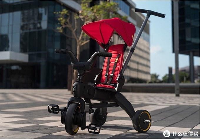 宝宝出门啦| 千元级儿童三轮车横测
