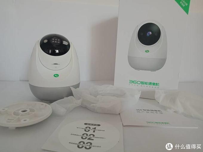 2K超清 昼夜全彩 AI帮你看家 ——360智能摄像机云台AI版标准款测评