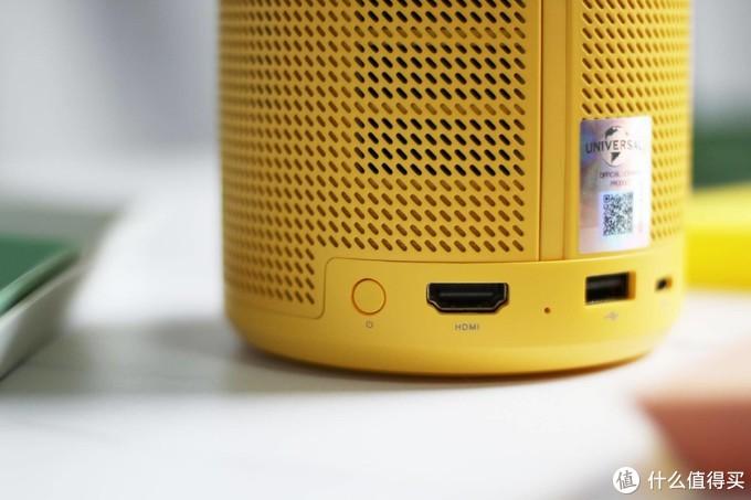 超级无敌萌萌哒—大眼橙H1 小黄人投影仪