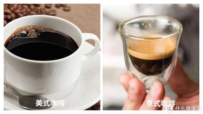 美式咖啡VS意式咖啡