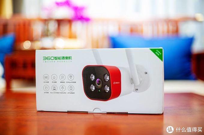 守家护店的安全卫士——360智能摄像机红色警戒高配版