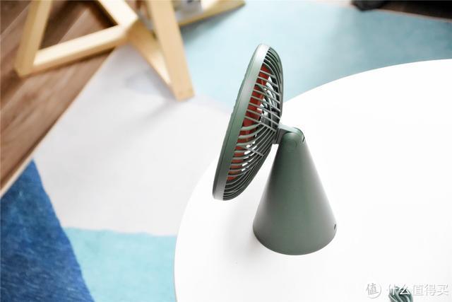 89元!小米上线超大风量桌面风扇,3档可调,4000mAh电池容量