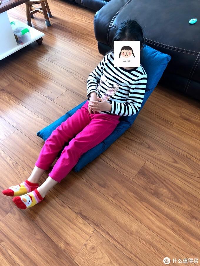 方便实用-华恺之星多档可折叠懒人沙发