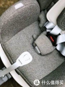 亲测体验:西亚安全座椅,号称能坐12年,是不是真的?