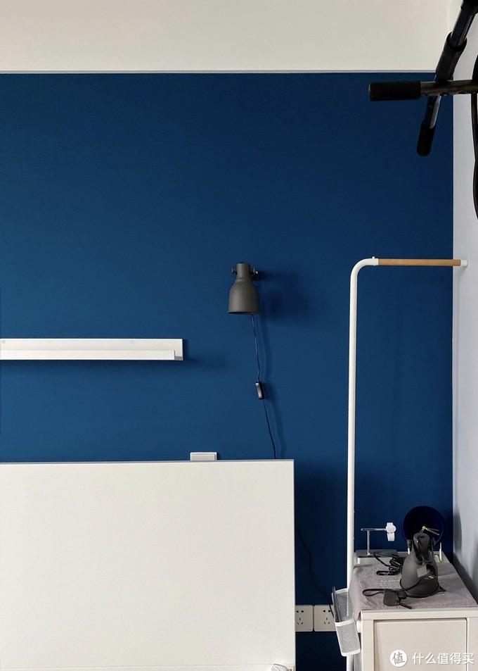 【墙面改造计划】3年后墙面大改色,100%满意的一次乳胶漆众测体验。