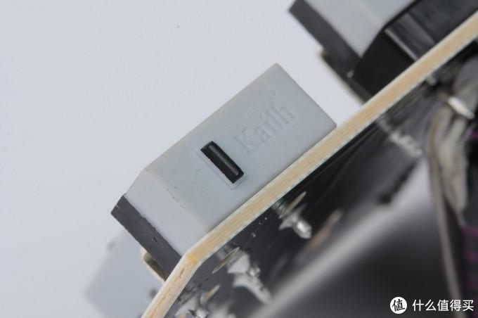 赛睿Rival 3游戏鼠标侧键使用凯华黑点弯脚微动