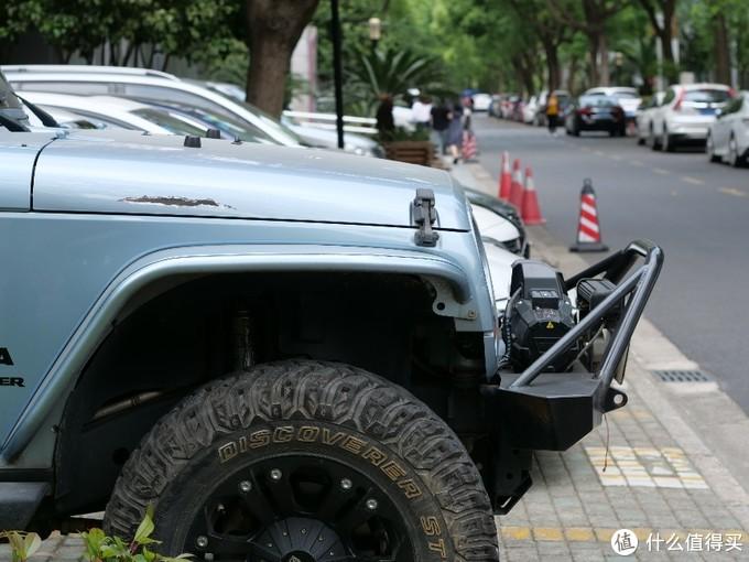 改装Jeep