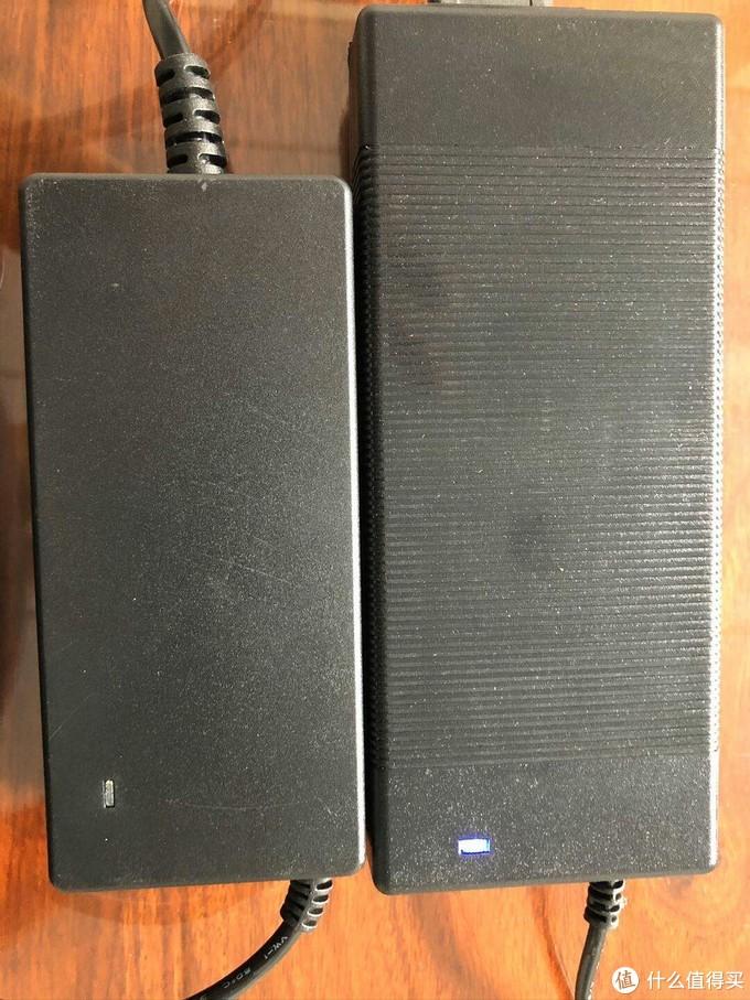 左边的是宏瞎的,右边是AIMU的