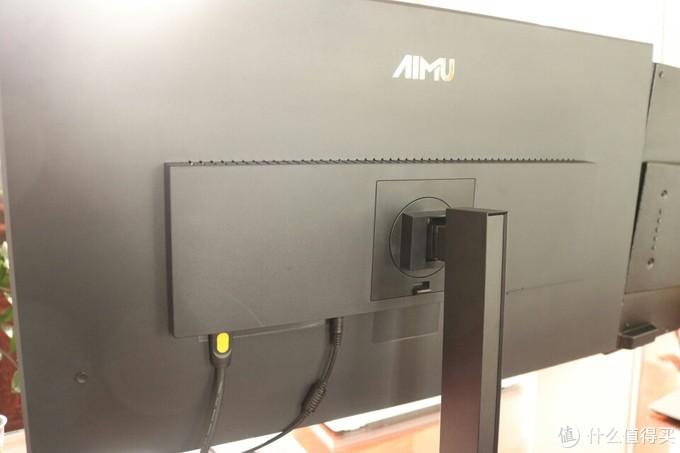 论如何对你的眼睛更温柔一点?之4K专业绘图显示器!本期推荐AIMU 4K
