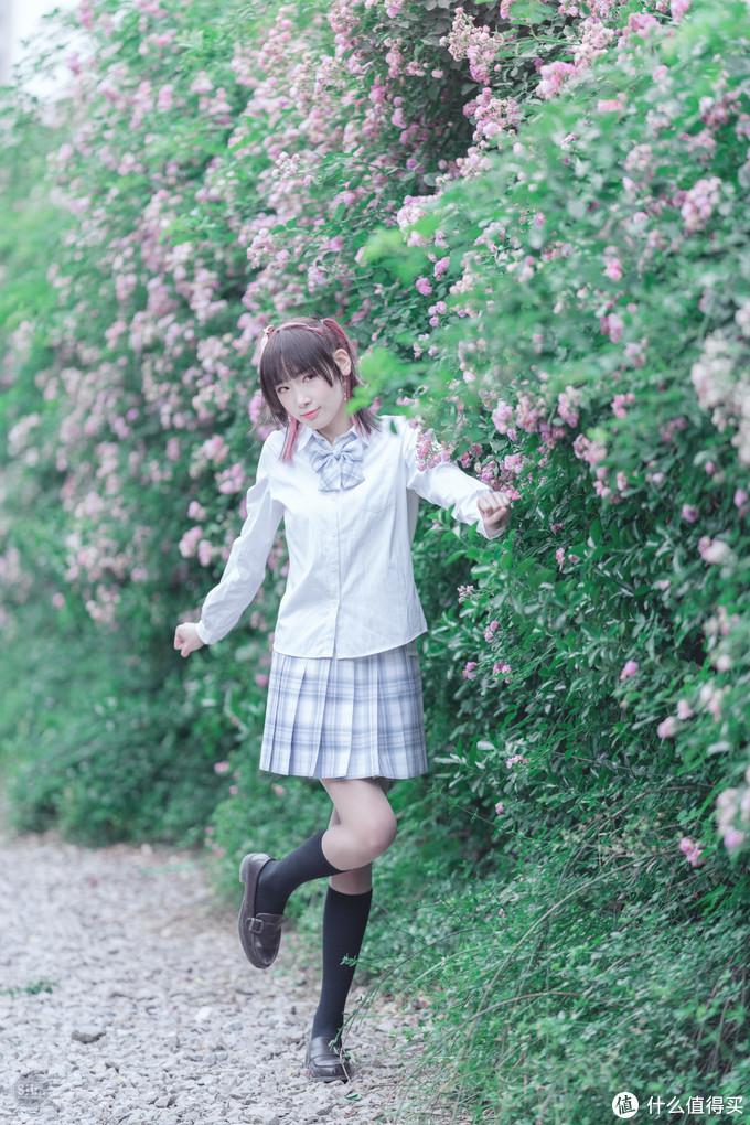 抓住蔷薇季的尾巴,记一次人像拍摄