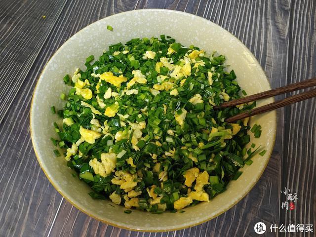 做韭菜馅饺子,少了这一步,韭菜出水还不香