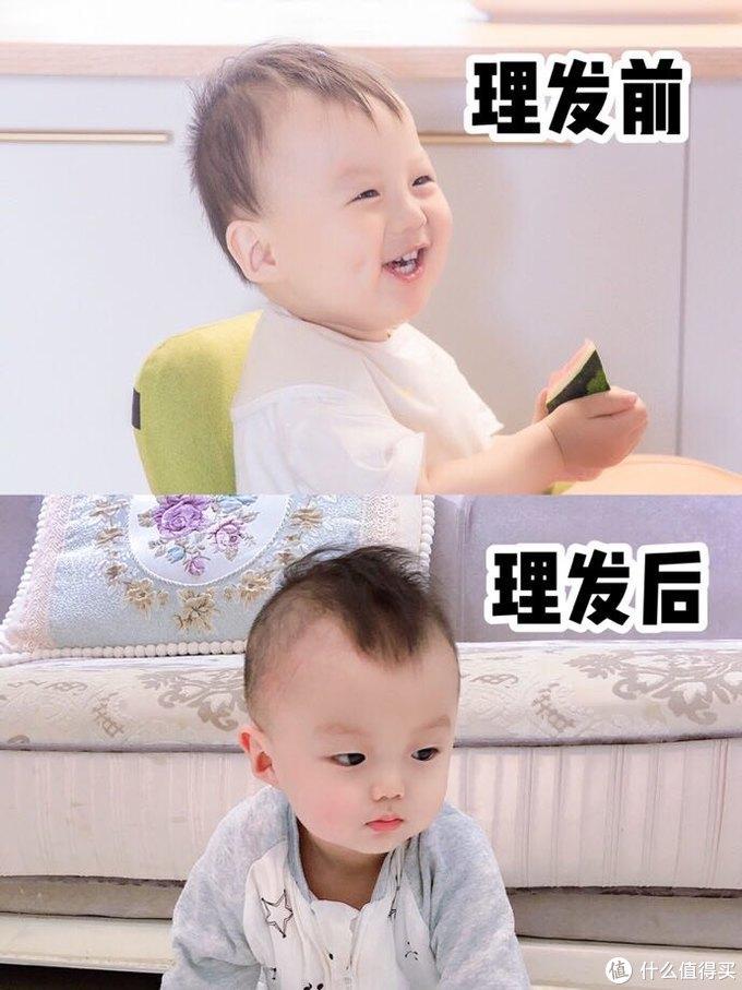 娃抵触理发?如何做好准备安心在家给娃剃头发?