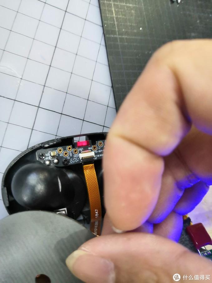 1 more stylish 拆解电池仓加无线充电功能教程