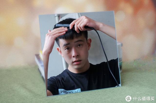 轻松搞定帅气的发型,DOCO便携式男士发型夹板