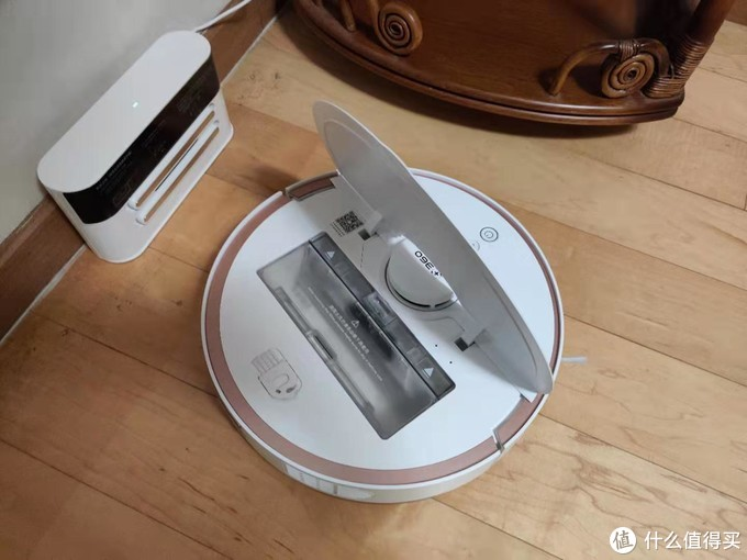 360扫地机器人S7的使用体验
