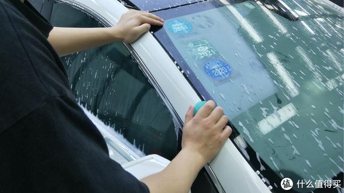 贴一次隐形车衣,感受一次极致洗车大保健,倍儿爽的体验