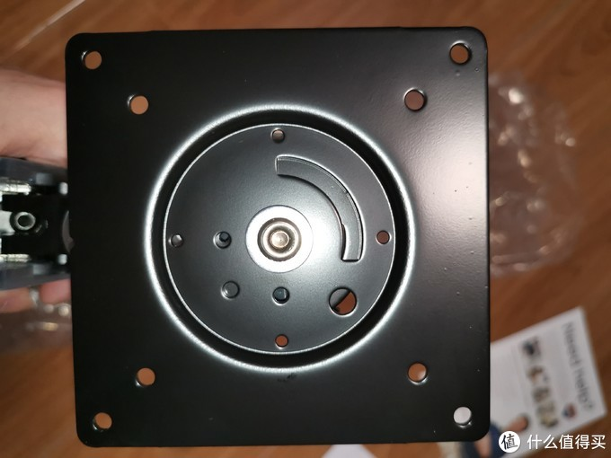 解放桌面空间,爱格升45-241-026LX显示器支架开箱