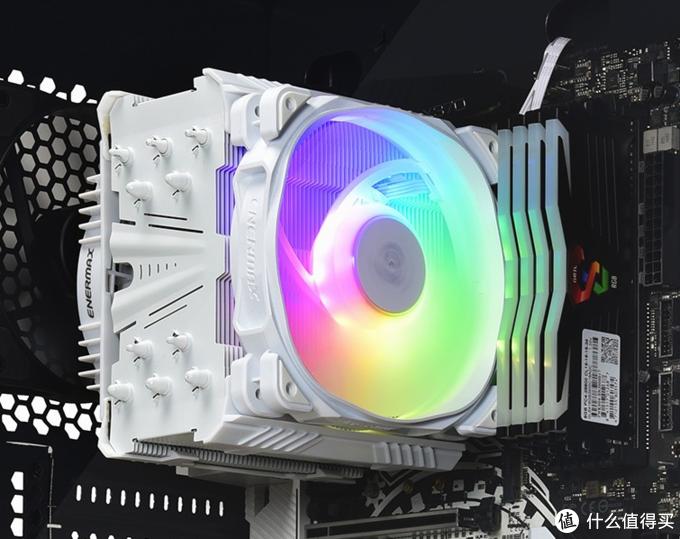 电脑装机之纯白主机——细数目前为止的白色风冷散热器