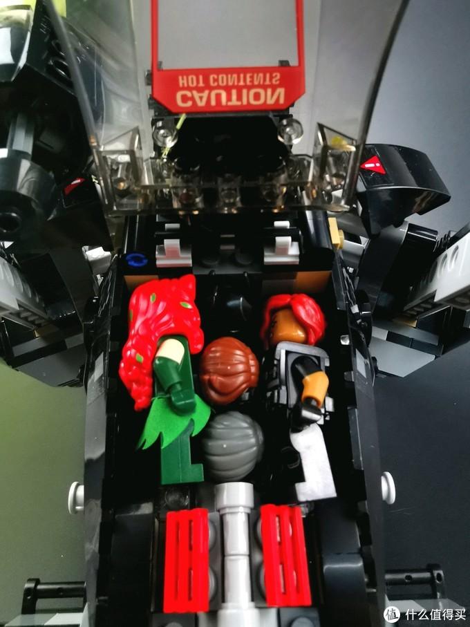 蝙蝠肚里能撑船?乐高70908蝙蝠机甲-疾行者终极评测