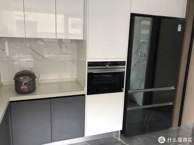 厨房电器之西门子CS656GBS2W进口蒸烤一体机安装使用体验