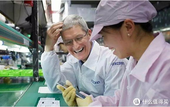 苹果大批量转移订单,代工市场大反转,网友:库克学聪明了