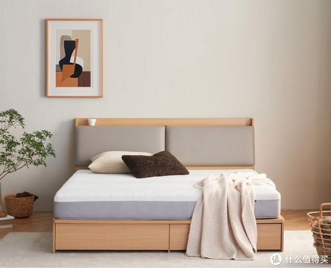 小米有品上新云海独立袋装弹簧床垫Y2,零压悬浮睡感了解一下。