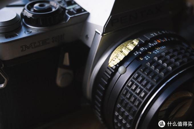 宾得 SMC Pentax-M 50mm F1.4 手动镜头