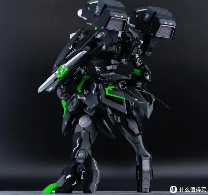 不想当主角的杂兵不是好机体,GN-X厄运式造型大升级