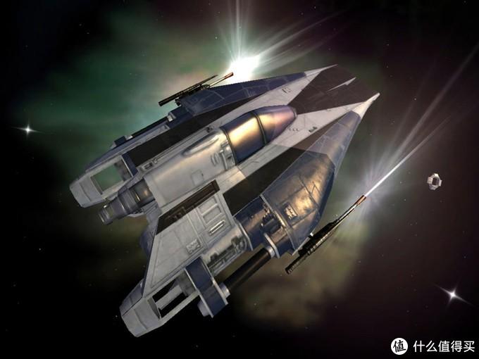 最壮烈的一击:乐高星球大战 75275 UCS级 A翼星际战机