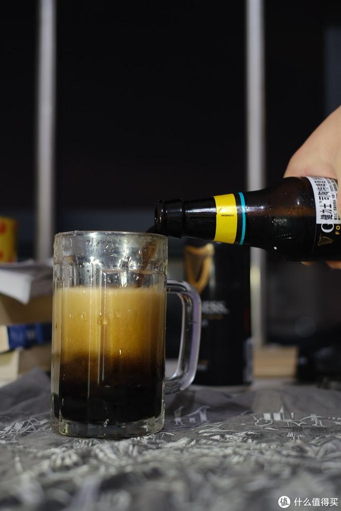 晒单之健力士,司陶特啤酒(特酿)